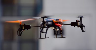 Drones could be used to help horse rescue